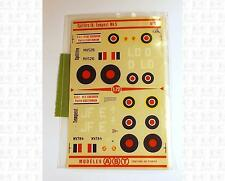 ABT Modeles 1:72 Scale Decals France No 3 Squadron Pierre Closterman Aircraft 1