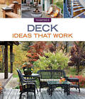 Deck Ideas That Work by Peter Jeswald (Paperback, 2012)