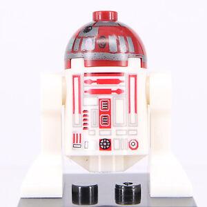 Star wars super heroes red r2 d2 r2d2 mini figures custom lego ebay - Lego starwars r2d2 ...