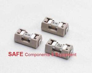littelfuse 0154001 1 0a fast nano fuse holder qty 1 125v surface rh ebay com