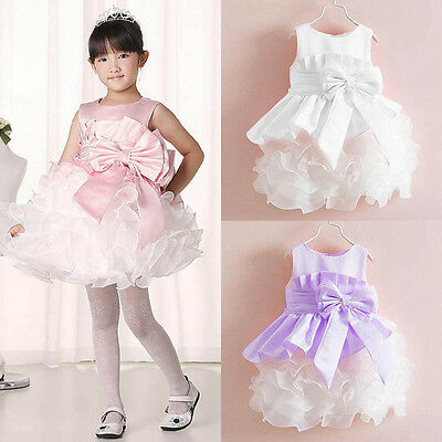 2016 New beautiful Girls tutu princess party dress