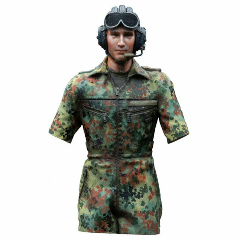 Sol Model 1 16 figuras kit Bundeswehr conductor