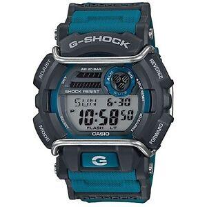 Casio G-Shock Protector Series Mens' Sports Digital Watch GD400-2D