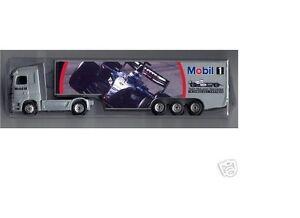 Mobil 1 Actros Truck McLaren Mercedes F1 Kimi Räikkönen - Deutschland, Deutschland - Mobil 1 Actros Truck McLaren Mercedes F1 Kimi Räikkönen - Deutschland, Deutschland