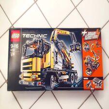 New Sealed LEGO Technic Cherry Picker 8292 crane construction includes motor