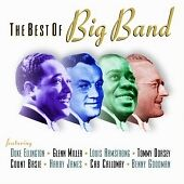 1 of 1 - Various Artists - Best of the Big Band (1999)