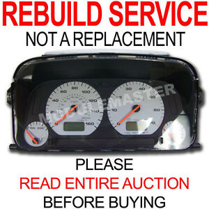 Details about 94 95 96 97 98 99 VW Golf Jetta Passat Cabrio Instrument  Cluster REBUILD REPAIR