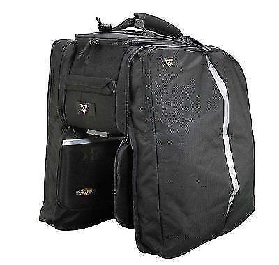Topeak Mtx Trunk Exp Bag Rack Top Pannier Bike Rear