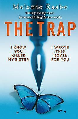 1 of 1 - The Trap, Raabe, Melanie, Good Used  Book