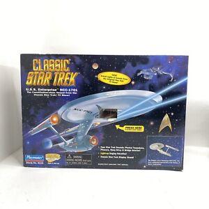 1994-Playmates-Star-Trek-Generations-Starship-Enterprise-NCC-1701-Vintage-Rare