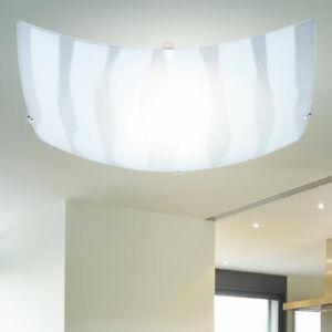 Design LED Decken Wand Lampe Leuchte Glas Motiv Antik Beleuchtung Wohn Zimmer