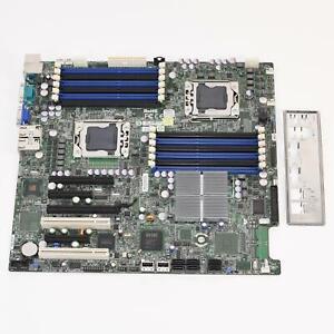 Supermicro X8DTI-F Rev 1.02 Dual Xeon Socket LGA1366 E-ATX Motherboard