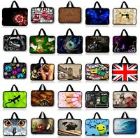 """17"""" 17.3"""" 17.4"""" Laptop Notebook Soft Sleeve Bag Carry Case Cover Pouch Neoprene"""