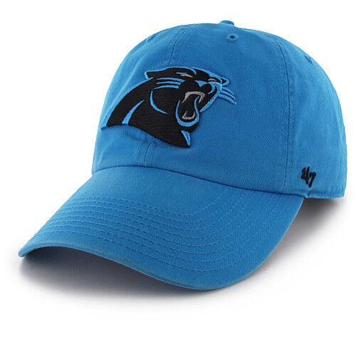 efa8397c 47 BRAND Carolina Panthers Panther Blue Cleanup Adjustable Hat   eBay