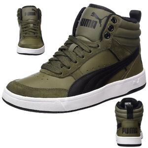 puma schuhe rebound street sneaker