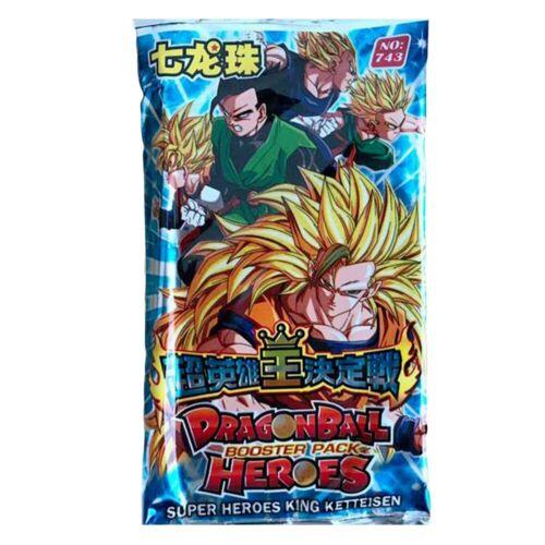 32 pcs//lot Dragon Ball Collection Cards Super Saiyan Goku Vegeta Super Heroes Ki
