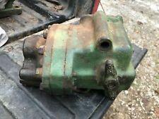 John Deere 60 Power Trol Pump Assembly From Running Tractor