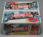 2006 TOPPS HERITAGE SERIES II WWE WRESTLING FACTORY SEALED HOBBY BOX