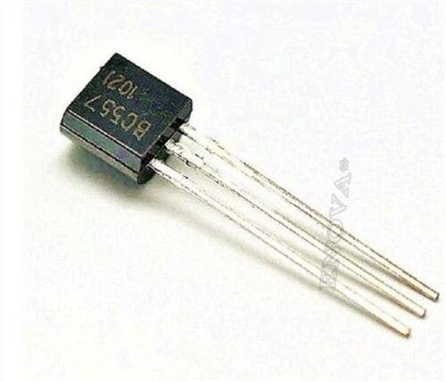 50Pcs Pnp Transistor BC557B BC557 BIS-92 Ic Neu kv