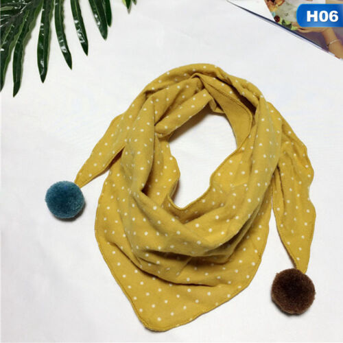 Baby Kinder Herbst Winter Schal Warm Jungen Mädchen Halstuch Geschenk