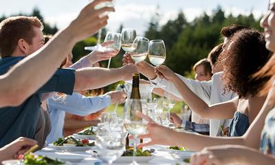 Celebrate Australian food & wine.
