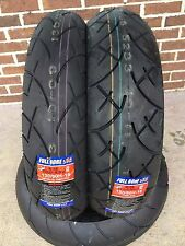 FULL BORE USA TOUR KING CRUISER MOTORCYCLE TIRE SET 130-90-16 and 150-80-16 PAIR