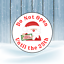 24 x Do Not Open Xmas Christmas Present Stickers Labels Perfect Gift Tags Xmas