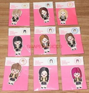Details about TWICE CHARACTER POP-UP STORE OFFICIAL GOODS CHARACTER WAPPEN  NEW