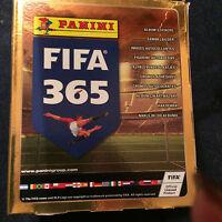 FIFA 365 - 10 Sticker aussuchen