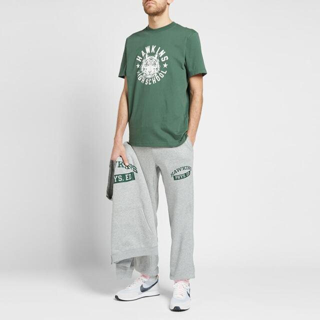 Nike X Stranger Things Hawkins Phys Ed