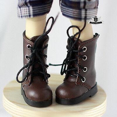 1//6 BJD Shoes Yosd Dollfie DREAM punk Boots DOD SOOM MID Luts Dollmore AOD DIM