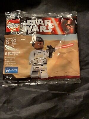 LEGO Star Wars Polybag Minifigures...Finn FN-2187 And Rebel A-Wing Pilot...New