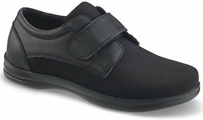 Apex Shoes Classic Monk Strap A3000M Men/'s Therapeutic Diabetic Extra Depth Shoe