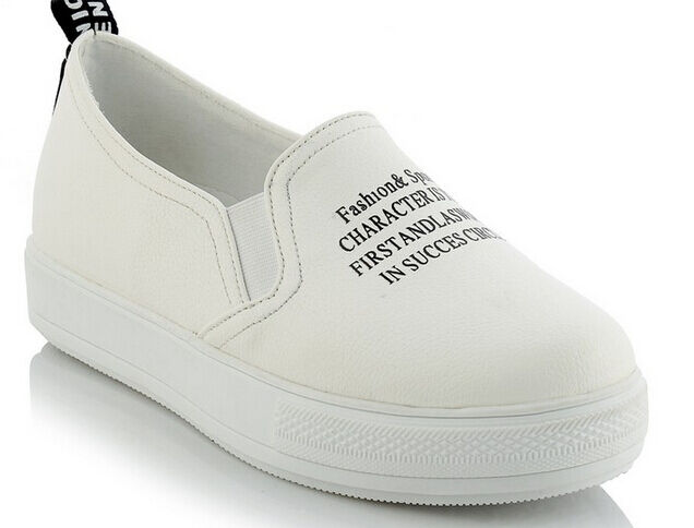 Ballerine mocassini scarpe donna donna donna rasoterra bianco simil pelle comode 9173 21a38e