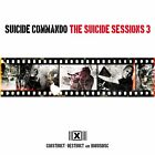 SUICIDE COMMANDO The Suicide Sessions 3 2CD 2013