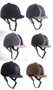 Just-Togs-Junior-Imperial-Riding-Hat-Helmet-All-sizes-PAS015
