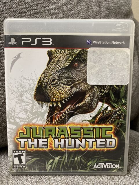Jurassic The Hunted (Sony PlayStation 3 2009) PS3 CIB Complete