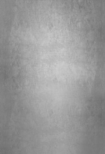 5x7ft Gray Gradient Photography Backgrounds Thin Vinyl Photo Studio Backdrops