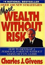 More Wealth Without Risk, Charles Givens, 0671701010, Book, Acceptable