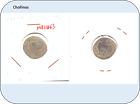 2 DINERS CARLOS III PRETENDIENTE AÑO 1710 BARCELONA ( * ,rara ) ( MB11063 )