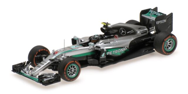 MERCEDES AMG W07 ROSBERG WINNER JAPANESE GP SUZUKA 09.10.2016 417160506 1/43 NEW