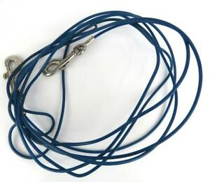 Cable Long Leash Yard Stake Pet Restraint Leashes Chain ...