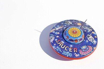 Blechspielzeug Raumschiff Fliegende Untertasse Rakete °° Tin Toy °° Blechspielzeug Spielzeug Zielstrebig