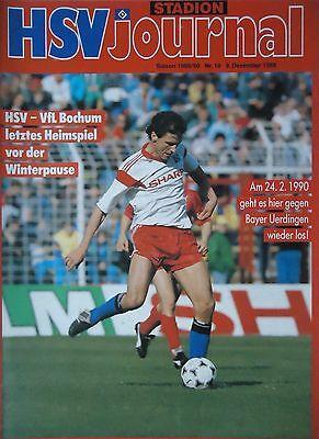 FC Kaiserslautern Programm 1990//91 Bayer 05 Uerdingen