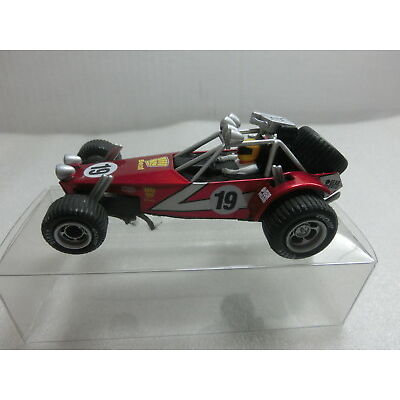 Carrera GO 61233 Dune Buggy Nr. 19 rot (79)