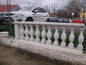 Balustraden-Hoehe-81-cm-Balustrade-Baluster-Marmor-Gelaender