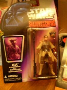 Star Wars Leia in Boushh Disguise Kenner 1996 New 3.75 Action Figure