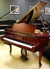 2003 Kawai Baby Grand w/Pianodisc player, French Prov. Mahogany Polish