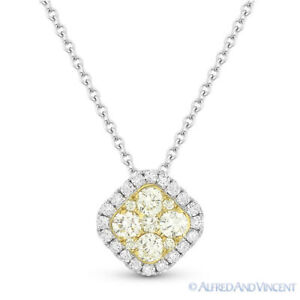 925 Sterling Silver Round Designers Necklace & Earring Set W/ 3 Ct Diamonds Jewelry & Watches
