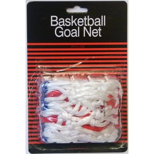 Replacement Basketball Net Red White Blue